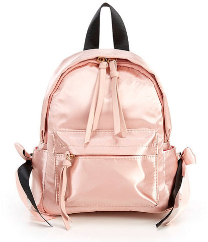 Popatu Dusty Pink Kid's Backpack - Popatu pageant and easter petti dress