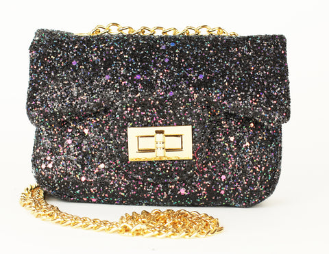 Popatu Glitter Handbag - Popatu pageant and easter petti dress