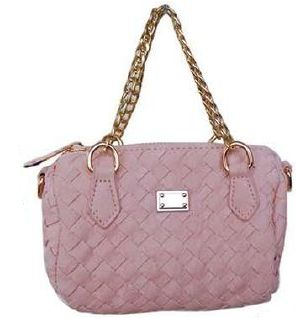 Popatu Quilted Pink Cross-body Handbag - Popatu pageant and easter petti dress