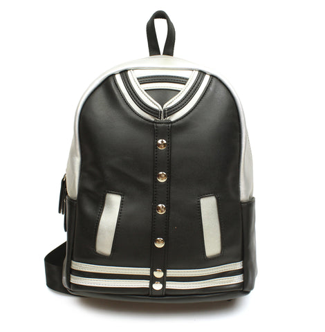 Popatu Jacket Mini Backpack