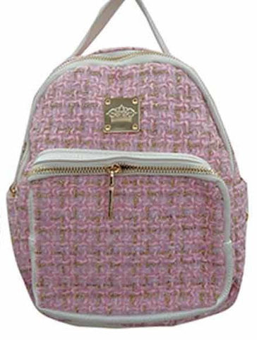 Popatu Pink Mini Backpack - Popatu pageant and easter petti dress