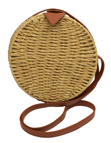 Popatu Canteen Straw Bag