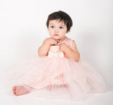 Popatu Baby Tulle Dress Princess Tulle - Popatu pageant and easter petti dress