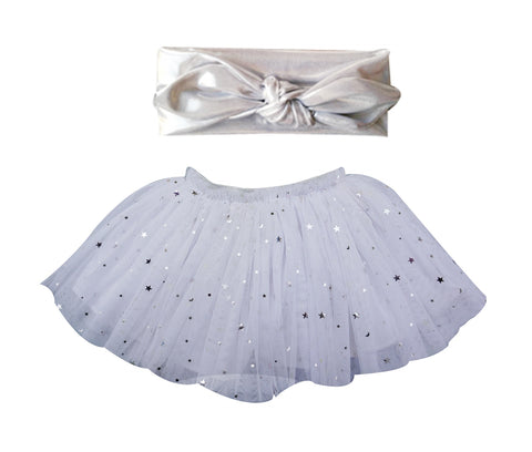 Dress-Up Tutu/Headband Set