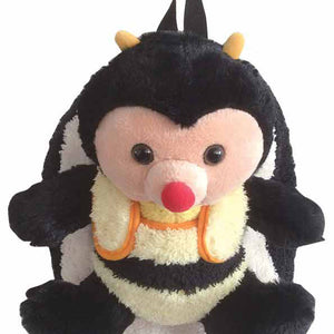 Popatu Kid's Backpack with Bee Plush          THIS IS NOT A ROLLING BACKPACK