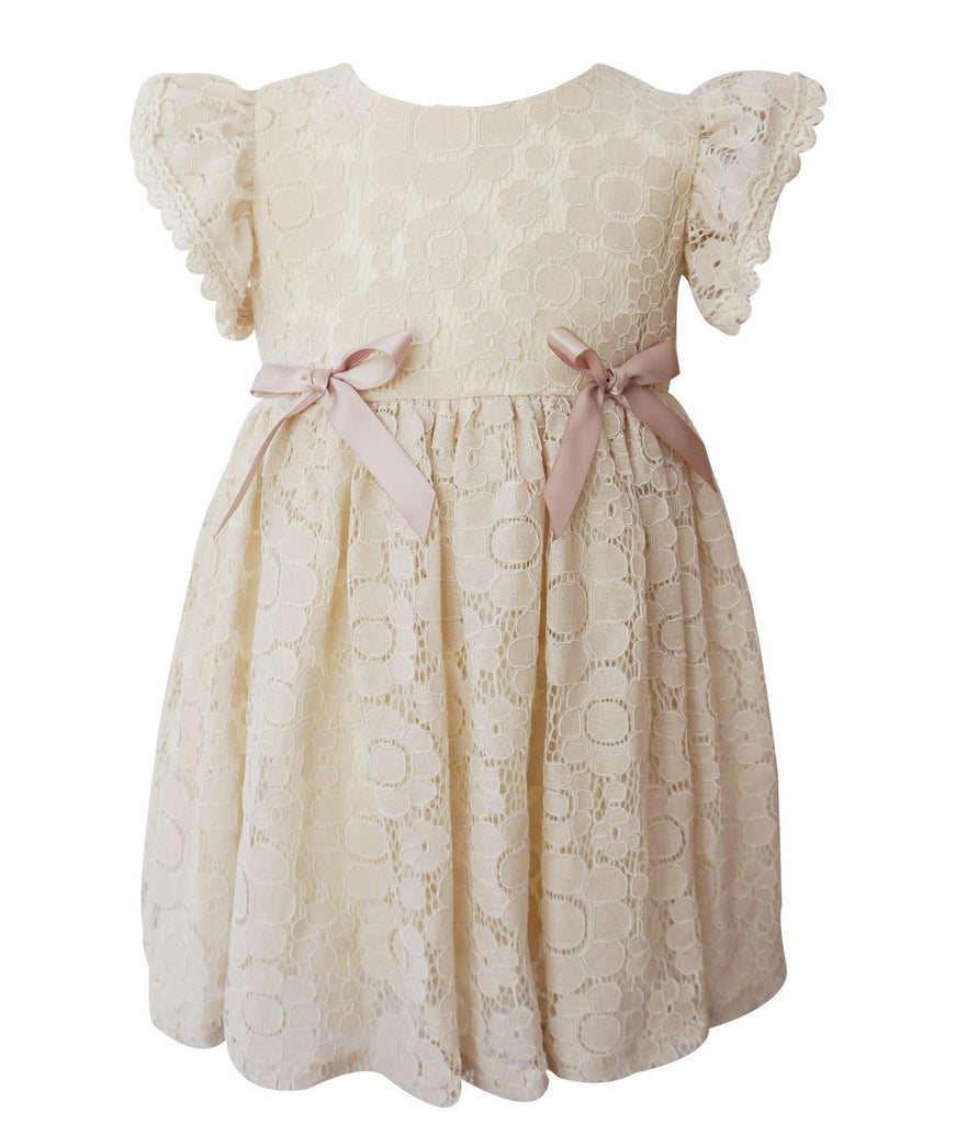 Baby Girl's Vintage Lace Dress