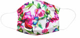 Flower Fabric Face Mask (Adult/Child) - Popatu pageant and easter petti dress