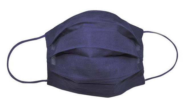 Navy Face Mask (Adult/Child Sizes) - Popatu pageant and easter petti dress