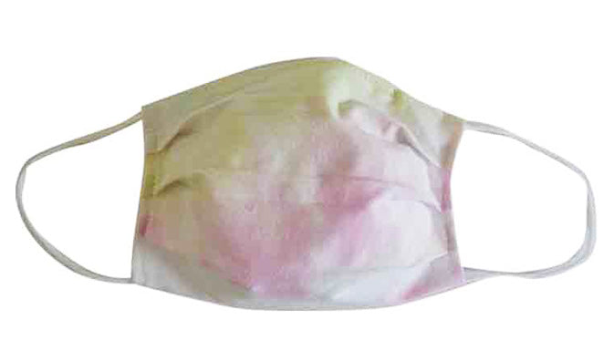 Tie-Dye Fabric Face Mask (Adult/Child) - Popatu pageant and easter petti dress