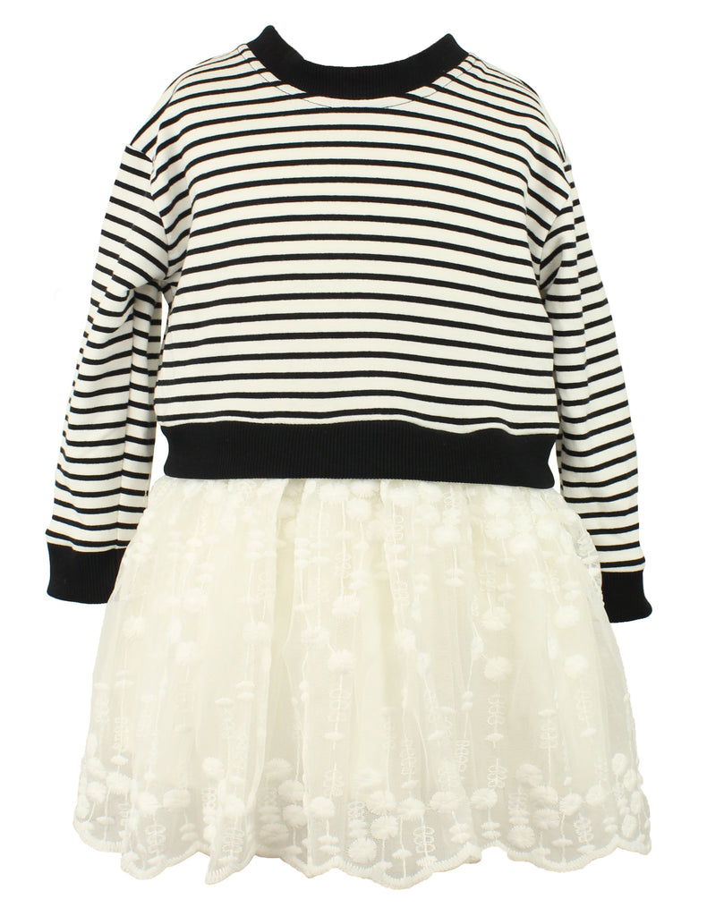 Baby Girl's Stripe Dress