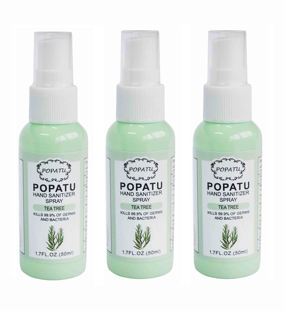 3pcs Hand Sanitizer Spray-Tea Tree-50ml - Popatu pageant and easter petti dress