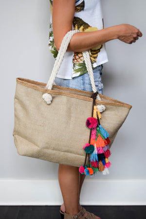 Walking on Sunshine Tote