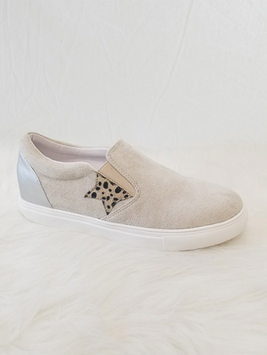 Good Day Superstar Slip-on Sneakers
