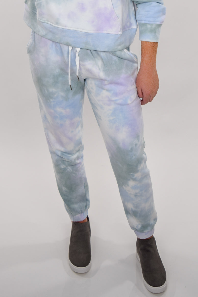Just a Dream Tie Dye Joggers