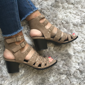 Kazi Studded Sandals profile