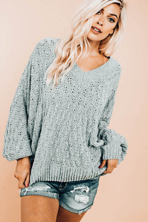 Lodge Luxe Fluffy Knit Sweater