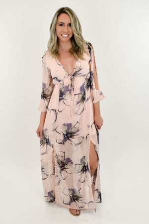 Midsummer's Dream Maxi Dress alt