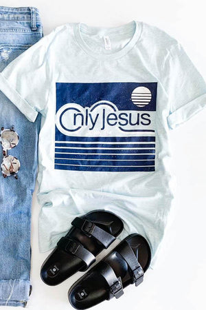 Only Jesus Horizon Tee