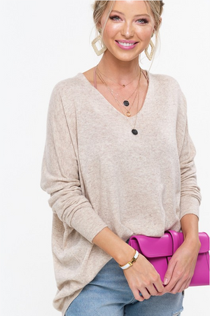 Sandstorm Tunic Sweater