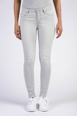 Sarah St. Martin Ultra Light Wash Jeans Front