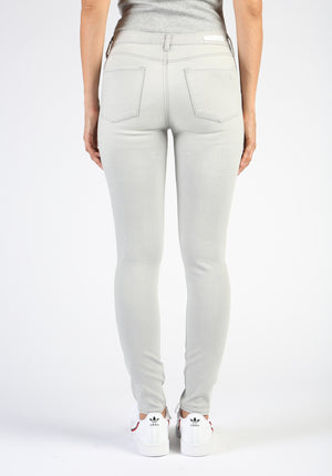 Sarah St. Martin Ultra Light Wash Jeans Back
