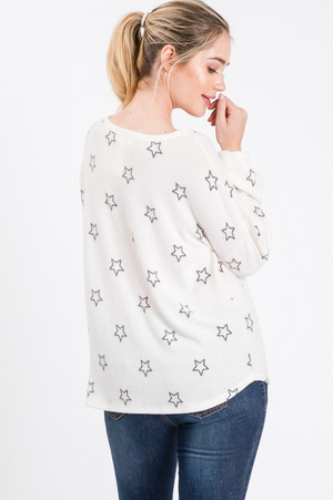 Starry Eyed Lounge Sweatshirt