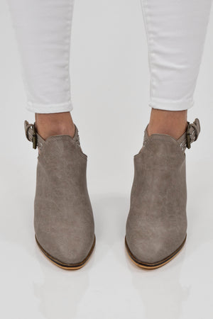 Sundance Ankle Booties front