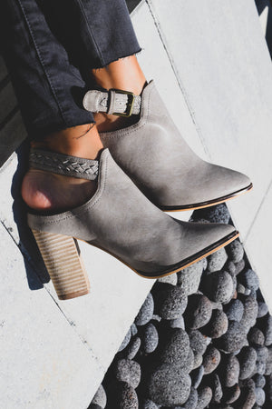 Sundance Ankle Booties with jeans