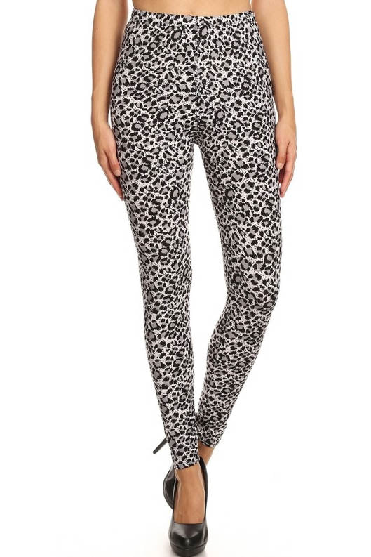The Softest Leggings - Cool Cat