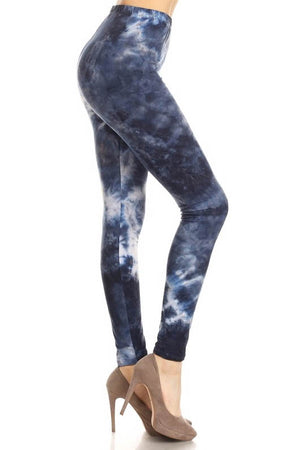 The Softest Leggings - Tallulah Tie Dye