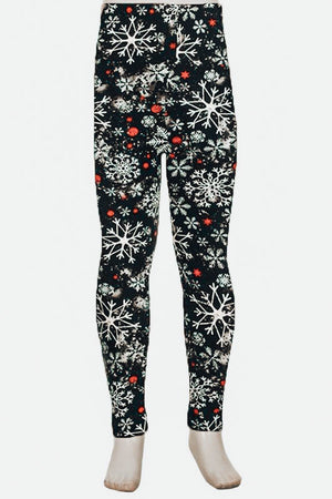 The Softest Leggings for Kiddos - Snowed In