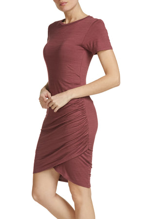 The Sweetest Day Twist-Front Dress