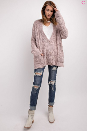 Weekend Casual Cardigan full length
