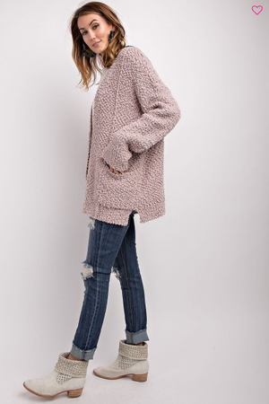 Weekend Casual Cardigan side full length