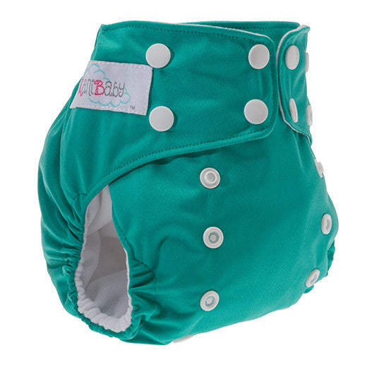 Lanibaby Ultra Trim One Size Cloth Diaper