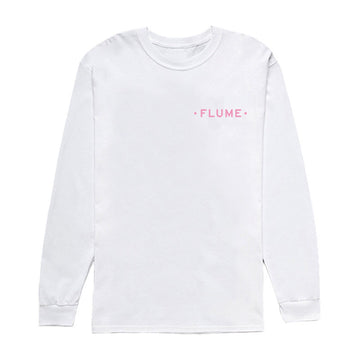 SKIN WHITE L/SLEEVE T-SHIRT