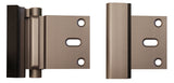 StrikeMaster and Door Guardian Combo Pack - Satin Nickel