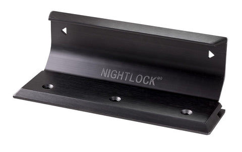 NIGHTLOCK Door Brace & Barricade - Dark Bronze