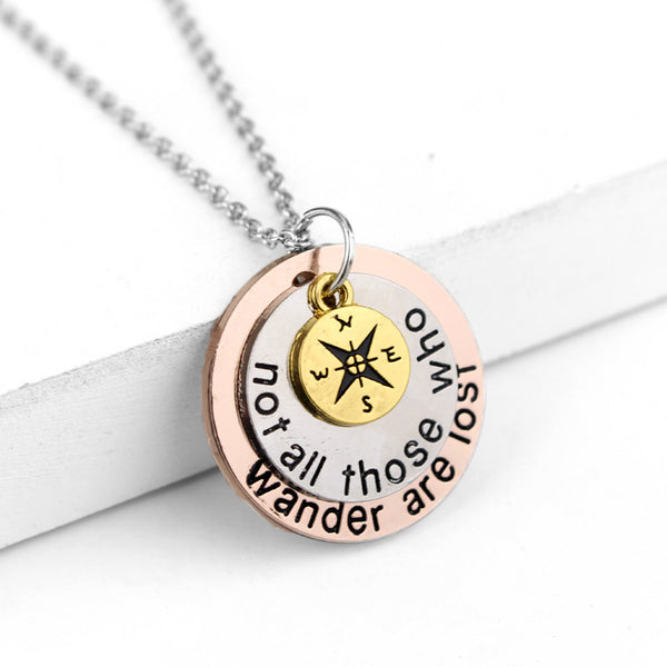 """Proud Wanderer"" Necklace (3 Styles)"