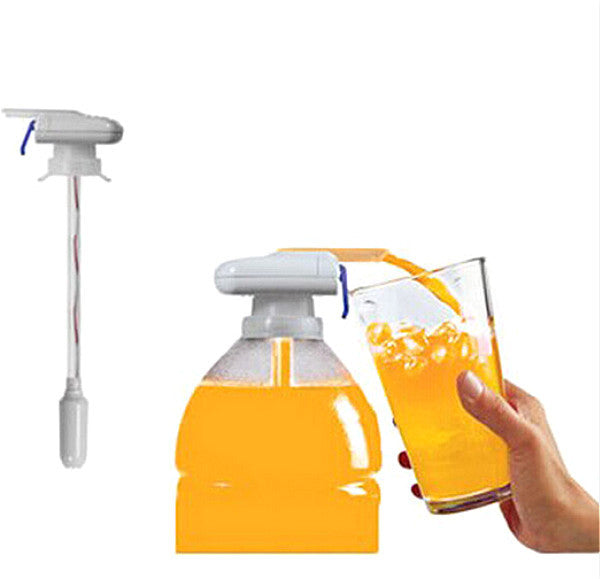 """Pour-No-More"" Auto Drink Dispenser"
