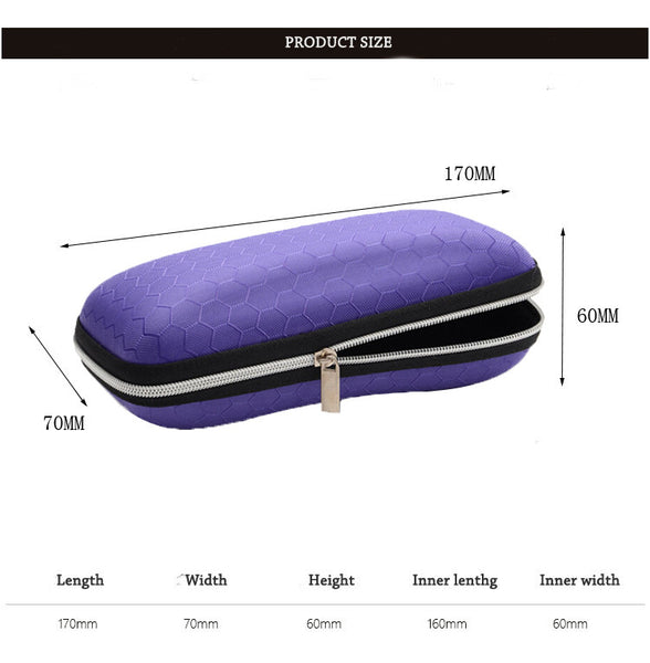 Protective Sunglasses Case (12 Colors)