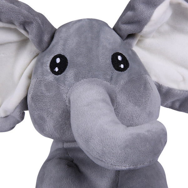 "My Elephant ""Sing and Play"" Teddy Bear"