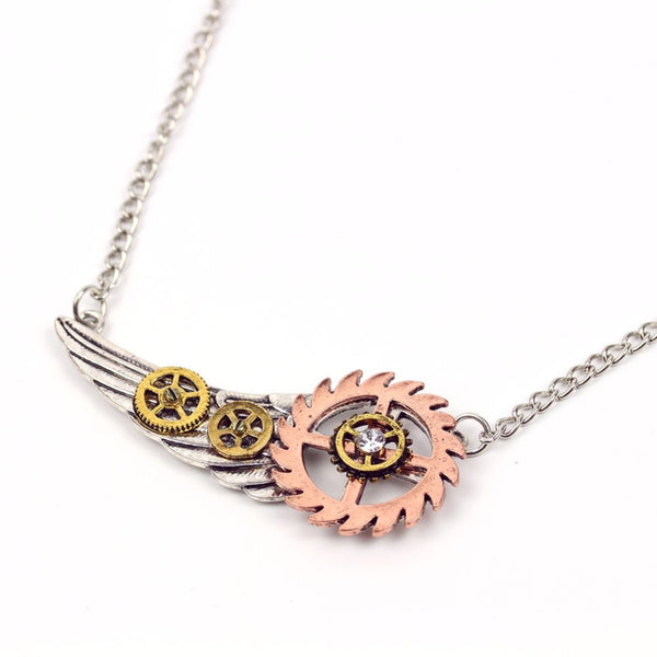Steampunk Necklaces (6 Styles) - 60% OFF +FREE SHIPPING!