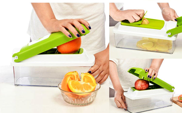 12-in-1 Magic Slicer & Dicer