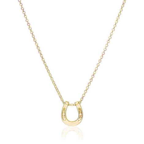 "FREE ""Lucky Horseshoe"" Necklace (Only pay shipping)"