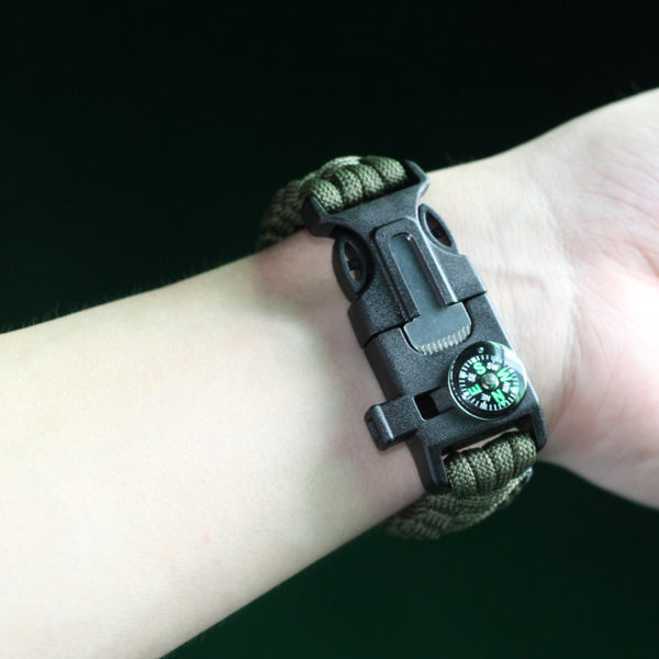 Armband Survival-Kit! (Includes 5 Emergency Essentials)