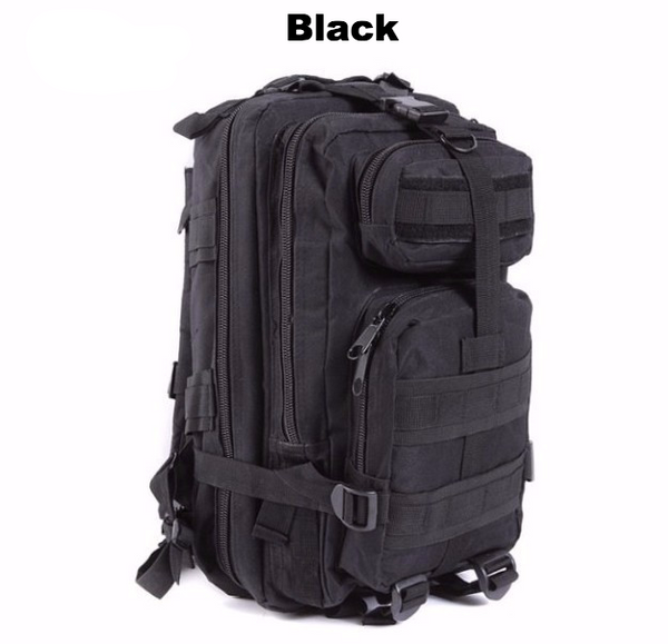 Rugged Outdoor Tactical Backpack