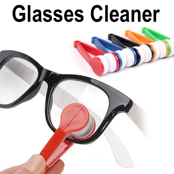 Microfiber Glasses Cleaner