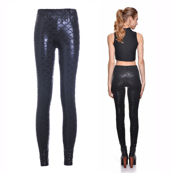 Mermaid Leggings (11 Colors) -60% OFF