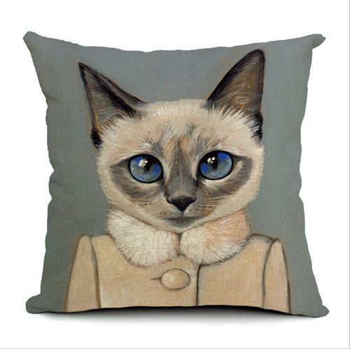 Pet People Pillow Covers (24 Hilarious Styles)